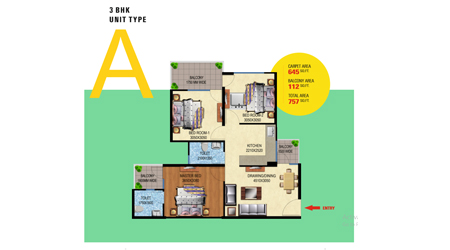 3-bhk-unit-type-a